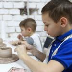argilla bambini