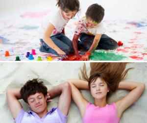 arteterapia bambini padova